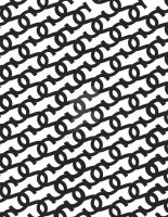 Typographical Pattern - S by xmysterydance