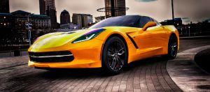 Chevrolet Corvette C7 Stingray by TheImNobody