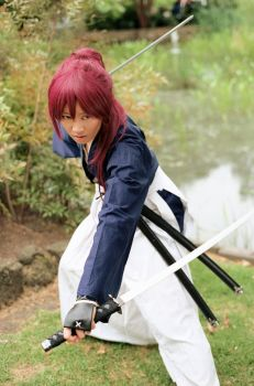 Kenshin by elias-lopez
