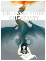 unleash your creativity by nelyang17