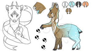 Pudutaur Auction [OPEN] !!!PRICE REDUCTION!!! by anatineEclectic