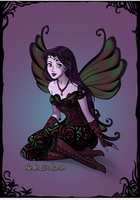 Vineyard the Fairy by PiccoloFreakNamick