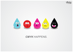 CMYK happens... by gbindis