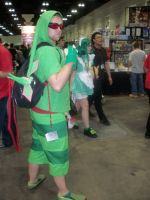 AX10: Flygon by Sonicbandicoot