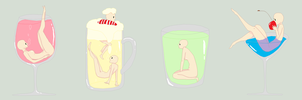 FPD: plenty to drink base by YummehCrayons