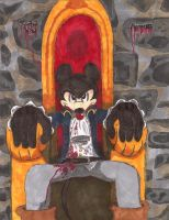 Count Mickey by MercerMZ