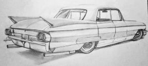 1961 Coupe Deville by kkrex