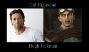 Doppelganger: Cid Highwind by Mickis