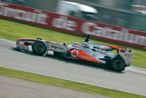 Jenson Button II by xaferna