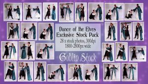 Dance of The Elves Pack 1 by GoblinStock