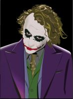 The Joker Vector by BuiltToFail