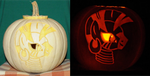Zecora Pumpkin by archiveit1