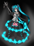 Synchronicity Miku by RoxieTheDerp