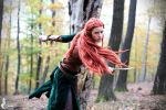 Tauriel by greengreencat