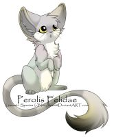 Perolis Felidae Adeen [closed] by opadopts