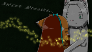 Sweet Dreams... by XxJessie-KittehxX