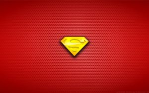 Wallpaper - Superman Cape Logo by Kalangozilla