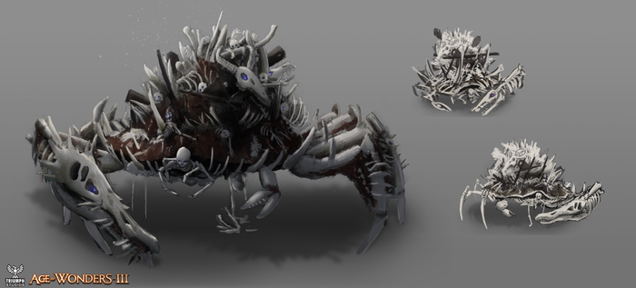 BoneCollector final concept art by Anepticus