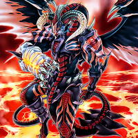 Red Dragon Archfiend Scarright by 1157981433