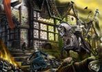 Lord of Pestilence by Blensig