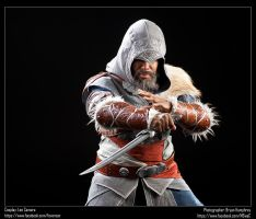 AC Revelations: Ezio photoshoot by fevereon