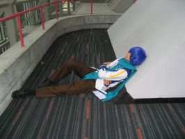 Kaito Otakuthon 2010 by moordred-fangirl