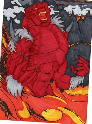 Surtur, Fire Giant