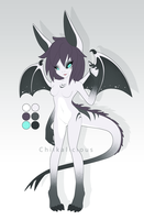 Anthro Adoptable Auction! [CLOSED] by Chiikalicious