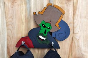 Pirate LeChuck Coat Rack by M2Grzegorczyk