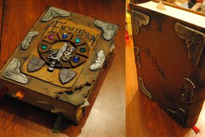 Enchiridion by chocobojockey