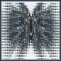 Steel Butterfly by GrannyOgg