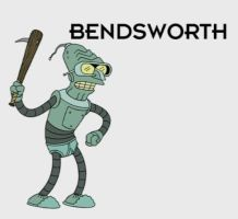 Bendsworth by FrysBabee