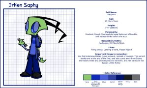Contest Entry - Saphy by Zenity