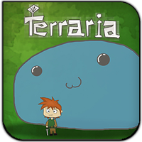 Terraria by HarryBana