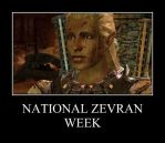 National Zevran Week by LittleRedHead54