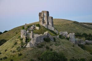 CORFE CASTLE by major-holdups