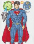 SDCC 2013 Superman 75th entry 01 by Wilco5