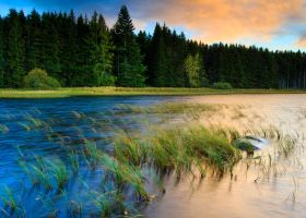 Late Summer, Lairds Loch by Greg-McKinnon