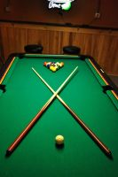 Pool Table by Pi-ray