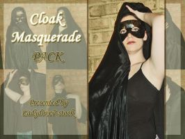 Cloak Masquerade PACK by themuseslibrary