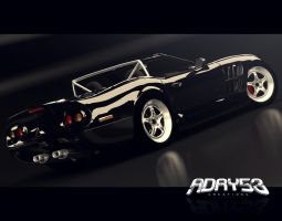 1999 Shelby Series 1 by Adry53
