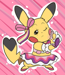 Divachu by Princess-Hanners
