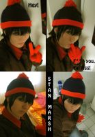 Stan Marsh Cosplay South Park by Hikarulein