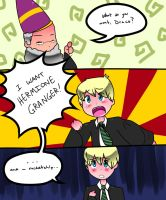 AVPM: Draco Wants by swedishreindeer