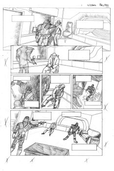 Dredd cycle of violence - page 5 of 6 by maricomics