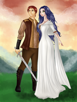 CE: Legend of the seeker by Chicago-aka-PopPixie