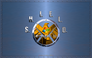 WINDOWS 10 SHIELD by CSuk-1T