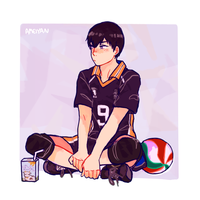 Kageyama by magic16879