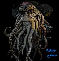 Davy Jones by Darkaus