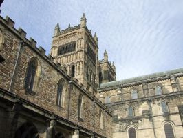 Durham Cathedral by delph-ambi